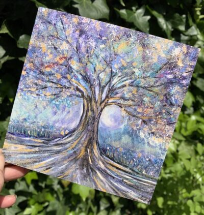 blank greetings card for sale