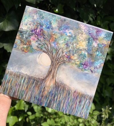 The Wishing Tree Greetings card